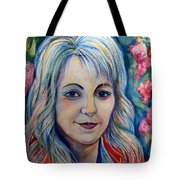 Spring Girls. Part Two Tote Bag