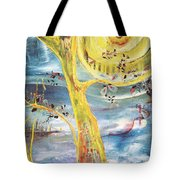 Spring Glory Tote Bag