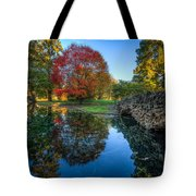 Spring Grove In The Fall Tote Bag