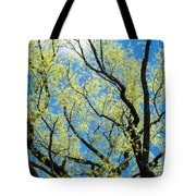 Spring Has Come - Featured 3 Tote Bag