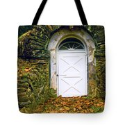 Spring House Tote Bag
