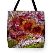 Spring Immortalized Tote Bag