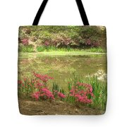 Spring Impression Tote Bag