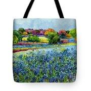 Spring Impressions Tote Bag