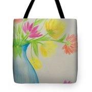 Spring In A Vase Tote Bag
