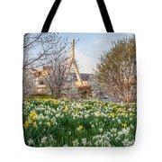 Spring In Boston Tote Bag
