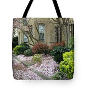 Spring In Capitol Hill Tote Bag