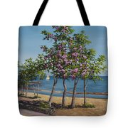 Spring In Kings Beach Lake Tahoe Tote Bag
