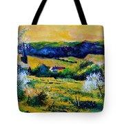 Spring In Matagne  Tote Bag