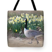 Spring In My Strut Tote Bag