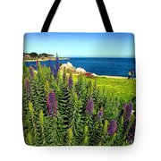 Spring In Pacific Grove Ca Two Tote Bag