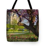 Spring In Paris Tote Bag