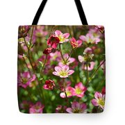 Spring In Pink Tote Bag