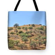 Spring In The California Hills  6950 Tote Bag