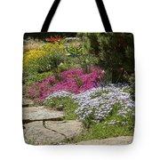 Spring In The Garden Dsc03678 Tote Bag