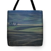 Spring In The Palouse Tote Bag