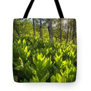 Spring In The Wasatch Tote Bag