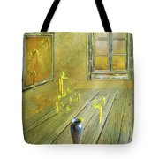 Spring Is Coming Tote Bag