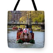 Spring Is Here Tote Bag