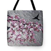 Spring Is Here Tote Bag