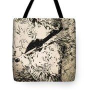 Spring   Jeanne Tote Bag