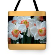 Spring Jonquils Tote Bag