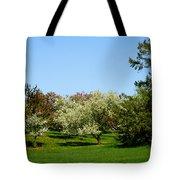 Spring Meadow Tote Bag