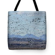 Spring Migration #1 Tote Bag