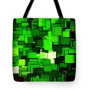 Spring Modern Abstract Xiv Tote Bag