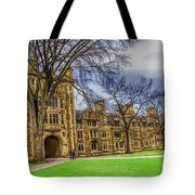 Spring On The Law Quad Tote Bag