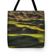 Spring On The Palouse Tote Bag