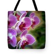 Spring Orchids I Tote Bag