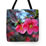 Spring Passion Tote Bag