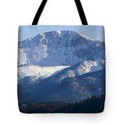 Spring Peak Tote Bag