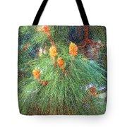 Spring Pine Tote Bag