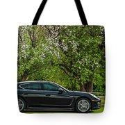 Spring Porsche Tote Bag