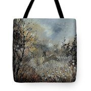 Spring Roe Deer Tote Bag