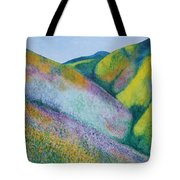 Valley Of Flowers Tote Bag