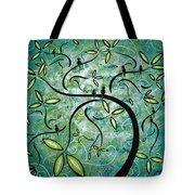 Spring Shine By Madart Tote Bag
