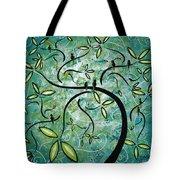 Spring Shine By Madart Tote Bag