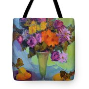 Spring Still Life Tote Bag