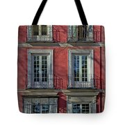 Spring Sunshine In Madrid Tote Bag