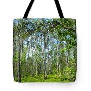 Spring Swamp Tote Bag