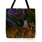Spring Time In Lillyput Tote Bag
