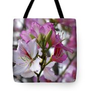 Spring Tree Blossoms Tote Bag