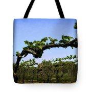Spring Vineyard Tote Bag