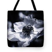 Spring White Dancing Tote Bag