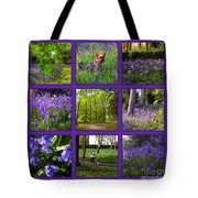 Spring Woodland Picture Window Tote Bag
