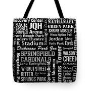 Springfield Tote Bag