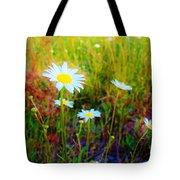 Springing Daisy's Tote Bag